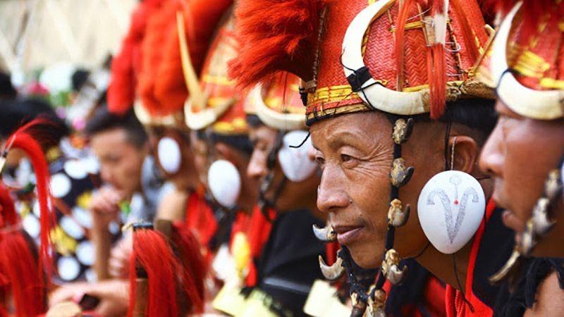 Photo Coutery: Yinchunger Naga tribe by Kikon James